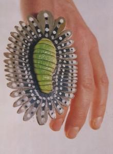 ring mit grünem gummibonbon foto ANDRADI Kopie 2