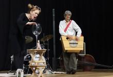 27.VIII.16, Klara Li Freie Musik Ensemble beim Mutter Erde Kulturfestival