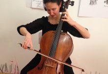 17.XII.17,17:00 Ricarda Baubkus Bach Solo Suiten zur Festfinissage im Studio K.Li