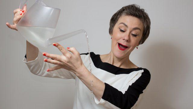 9.V.2019, 19:00 artspring festival concert Klara Li im Atelier Nele Probst