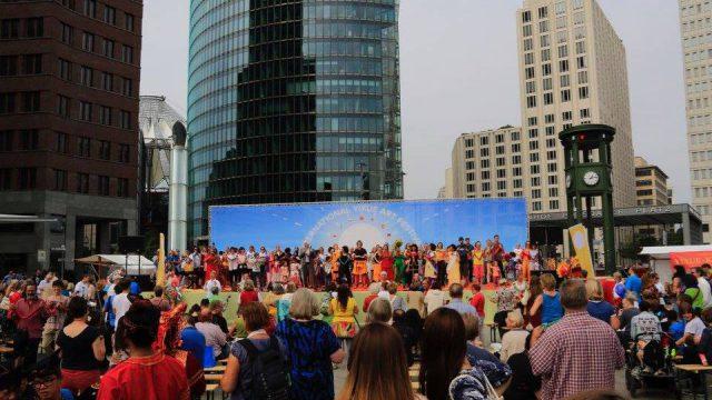 "31.VIII.2019 Festival Concert Act ""KlaraLi MothersFinest ImproFormation"""